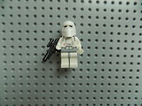 Lego Star Wars Minifigure Imperial Snow Trooper with Blaster