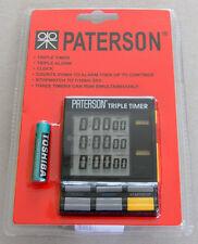 Paterson Darkroom Triple Timer PTP800