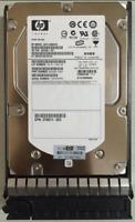 "HP 384854-B21 488058-001 389344-001 146GB 15K 3.5"" DP SAS HDD Hard Drive"