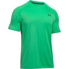 Ropa de hombre en color principal verde talla L de poliéster