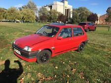 Rover Metro Gti 1990 - Standard Body with 1.8 K Series - Last Owner for 13 years
