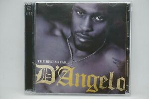 D'Angelo - The Best So Far (Special Edition CD + DVD Album) - HTF