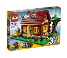 LEGO Creator - Retired - Creator Log Cabin 5766 - New & Sealed