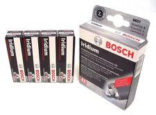 BOSCH IRIDIUM Spark Plugs FR8VII33U 9656 Set of 4
