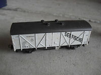 Vintage HO Scale Roco Austria Seefische Old Time Box Car