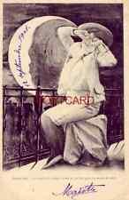 REVE QUE COLOMBINE L'AIME ET QU'ARLEQUIN EN MUERT DE DEPIT 1901