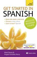 Teach Yourself Get Started in Beginner's Spanish (Book + MP3 CD-ROM), Hevia, Ang
