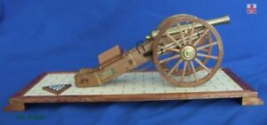 ZHL Cannon of napoleon's time scale 1/20 wooden model kits