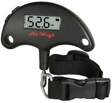 PORTABLE DIGITAL TRAVEL WEIGHING SCALE. BAGGAGE/ LUGGAGE SCALE SENSOR.