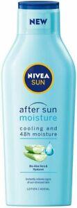 Nivea Sun Moisturising After Sun Lotion with Aloe Vera 200ml