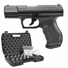 Walther P99 DAO Softair-Co2-Pistole 6 mm BB Blowback >0,5 Joule (P18)