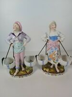 Pair Conta & Boehme Germany Figurines,  Appr.23cm Tall