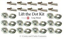 "Lift the dot fastener kit sockets 5/8"" screw studs boat canopy bimini canvas"