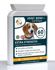 Forte Formule mixte, Os et cartilage Support for old & Arthritiques chiens - 60 onglets