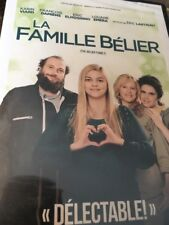 The Belier Family / La Famille Bélier (Version française) DVD Factory Sealed