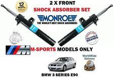 FO BMW 316d 318d 320d 325d 330d 335d e90 2x Anteriore Sinistra + Destra Ammortizzatore Set
