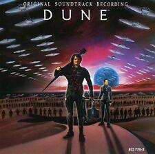 DUNE (MUSIQUE DE FILM) - TOTO (CD)