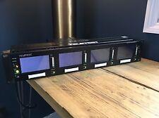 Teletest OZR4361 PAL TV 4 x Monitor Broadcast