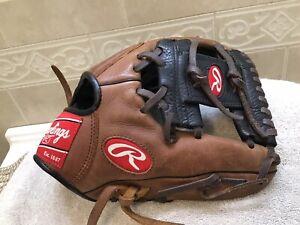 "Rawlings D112PT 11.25"" Youth Premium Series Baseball Softball Glove Right Throw"