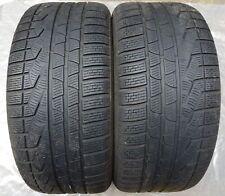 2 Neumáticos de Invierno Pirelli SottoZero 240 Serie 2 NO 275/45 R18 103v ra830