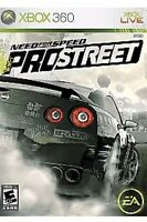 Need for Speed: ProStreet Xbox 360 Kids Racing Game Pro Street N4S
