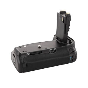 BG-E14 Replacement Battery Grip for Canon EOS 70D, 80D, and 90D Digital Cameras