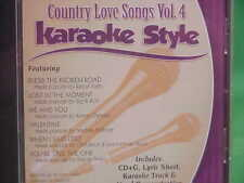 Country Love Songs #4 ~ Daywind Karaoke Style ~~ Bless the Broken Road ~~ CD+G