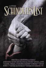 "SCHINDLER'S LIST Movie Poster [Licensed-NEW-USA] 27x40"" Theater Size (Spielberg)"