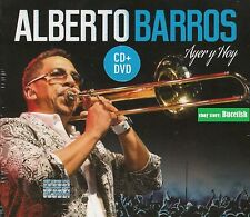 Alberto Barros CD+DVD Ayer y Hoy Caja de Carton New Nuevo Sealed