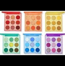 ColourPop Eyeshadow Palette YOUR CHOICE 9-pan monochromatic shades NWOB