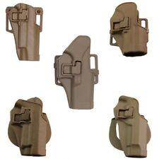 Funda Paleta De Combate Táctico Airsoft mano derecha durable caza funda pistola