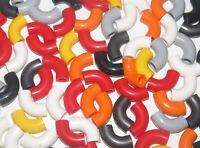 Lego ® Lot x2 Brique Tuyau 90° Tube w Elbow and Axle Hole Choose Color 25214 NEW