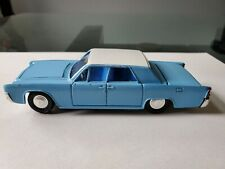 Vintage Dinky Toys Lincoln Continental 170, Diecast Toy, England 1/43 scale