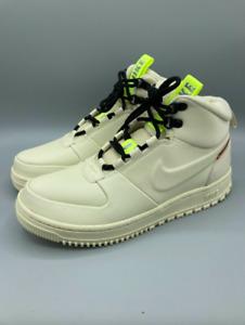 New Rare Nike Path Winter Boots Fossil Off White Bone Sail Size 8 BQ4223-200
