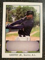 Ken Griffey Jr 2011 TriStar OBAK Autograph RARE HAND CUT NO AUTO PROOF CARD