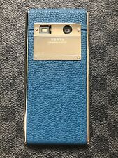 Genuine Vertu Aster Lagoon Calf Luxury Phone Android Super RARE a must have!