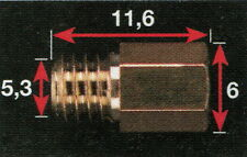 Mikuni - Gicleur principal MKA de 50 à 720 (ref: MKAxxx) ou (KYM-000xxx)
