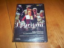 I PURITANI Bellini Arthaus Musik Liccu Classic Opera Performance 2 DVD SET NEW