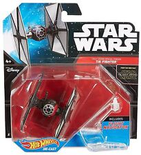 Star Wars Hot Wheels Die-cast - Force Awakens Special Forces Tie Fighter