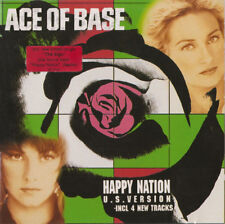 Ace of Base - Happy Nation (1993 Cd Album, U.S. Version)