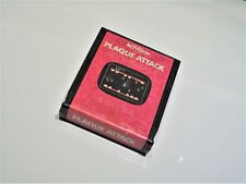 NTSC Plaque Attack ATARI 2600 Video Game System