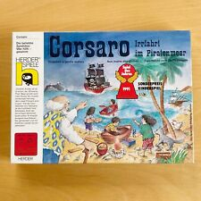 Corsaro - Irrfahrt im Piratenmeer - Kinder-Spiel des Jahres 1991 Herder Spiele
