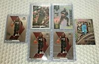 2019-20 Mosaic Bam Adebayo 6 card lot Miami Heat Optic Mosaic Illusions