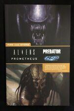 Aliens Predator Prometheus Avp: Fire and Stone Omnibus Paperback New Unread Tpb