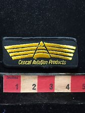 Airplane Patch Cencal Aviation Products 76X1