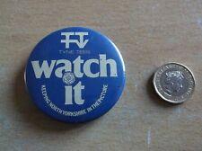 Tyne Tees Tv Badge