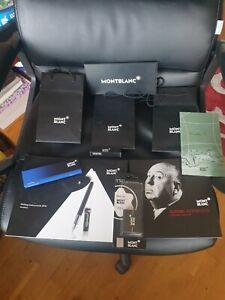 Mont Blanc pen accessories