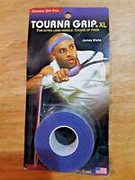 Tourna Grip 3 XL Light Blue Grips Roll  (99 cm x 29 cm) TG-1-XL6 Dry Feel NEW