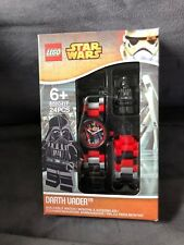 LEGO 8020417 - Star Wars horloge Darth Vader - Lego Star Wars NIEUW !