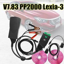 HOT Car Diagnostic Tool V7.83 PP2000 Lexia-3 Firmware For Peugeot For Citroen CO